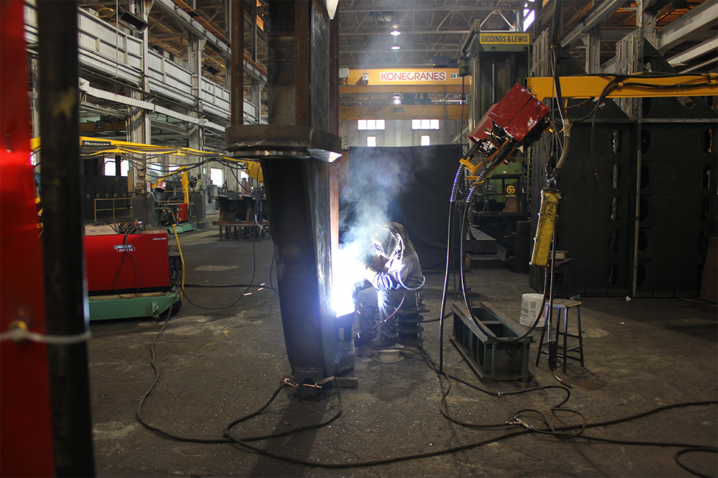 Welding Heavy Industrial Wire Feeders