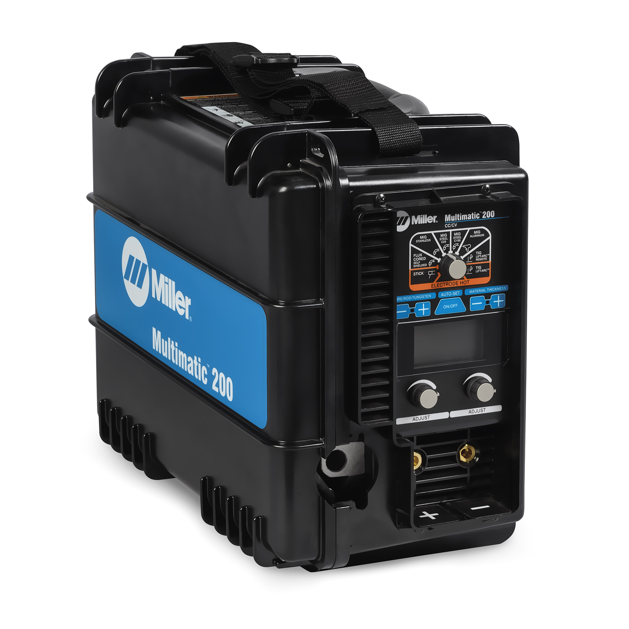 Miller Electric Multimatic 200 Multiprocess Welding