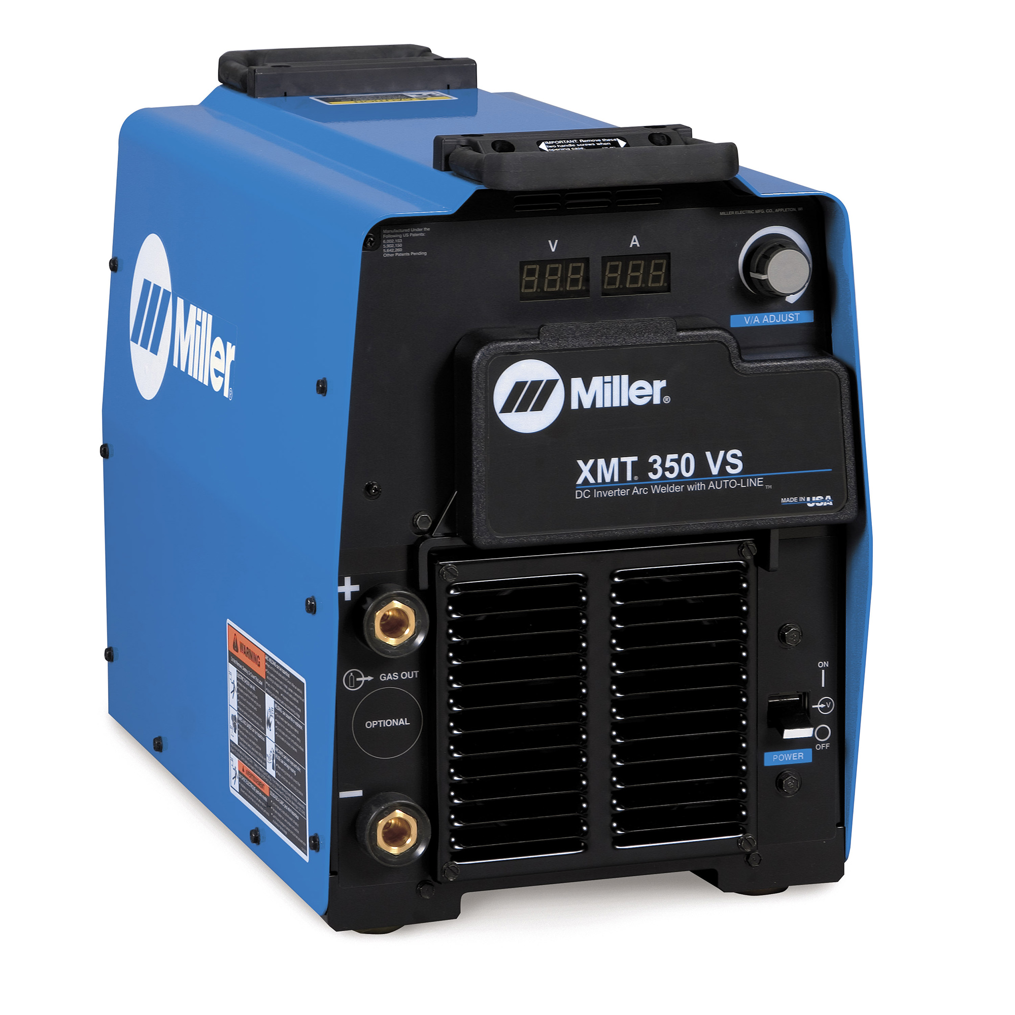 Miller Electric XMT 350 VS Multi-process welding