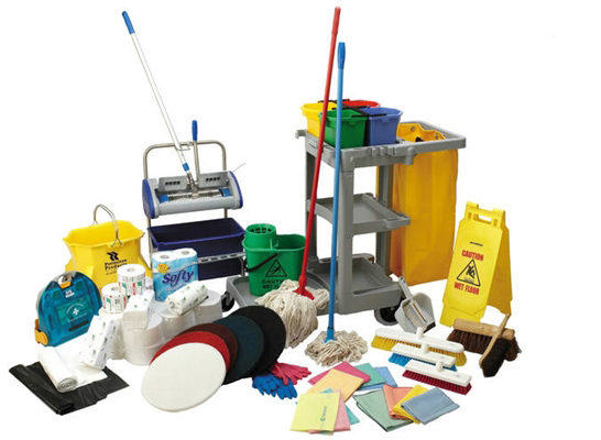 Janitorial Supplies Cleaning Sorbents