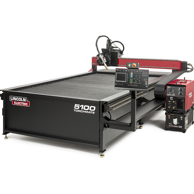 Lincoln Electric Torchmate CNC Automation Cutting Table Water Cooler